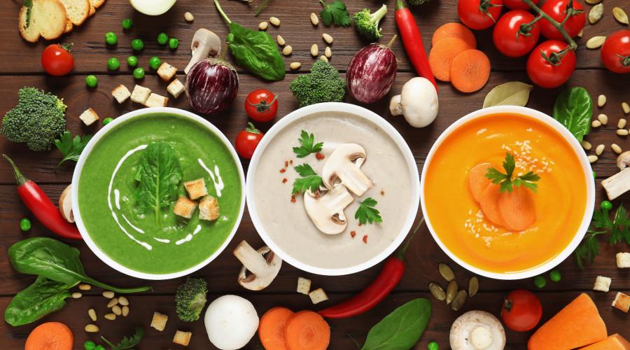 Suppen, Saucen, Fonds