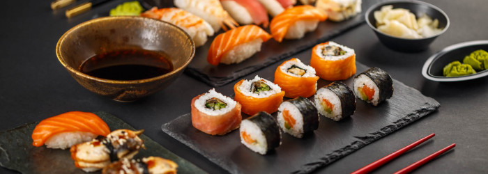 Sushi Abend - AUSGEBUCHT!