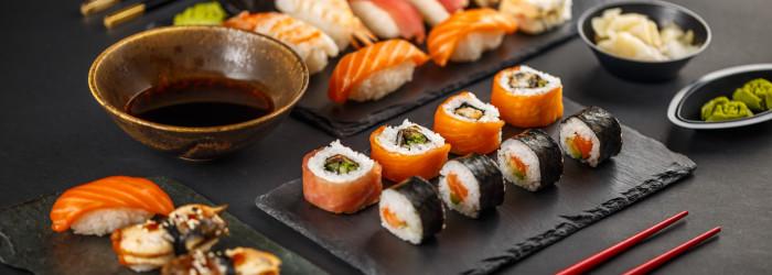 Paar-Kochkurs: Sushi